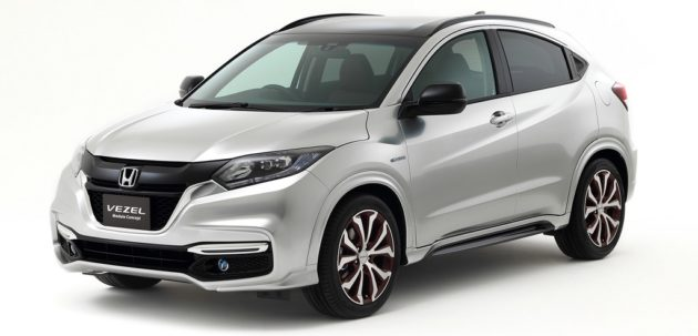 Honda HR-V RS versi Indonesia