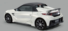 Honda-S660-Mugen-Putih