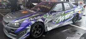 Mitsubishi Lancer Evo Drift Car Achilles Racing