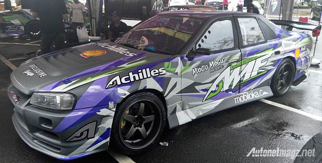 Nissan-GTR-Drift-Car-Achilles-Racing