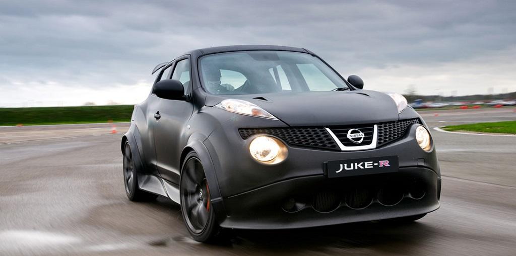 Nissan Juke R versi Indonesia
