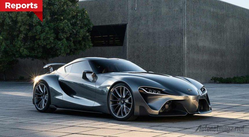 2018 Toyota Supra >> Toyota Supra Generasi Baru Siap Melesat Tahun 2018 Autonetmagz