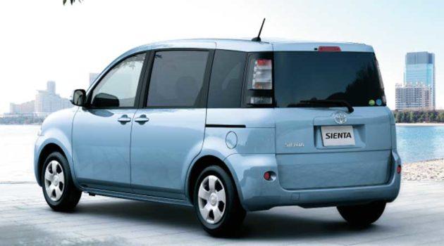 Toyota-Sienta-Model