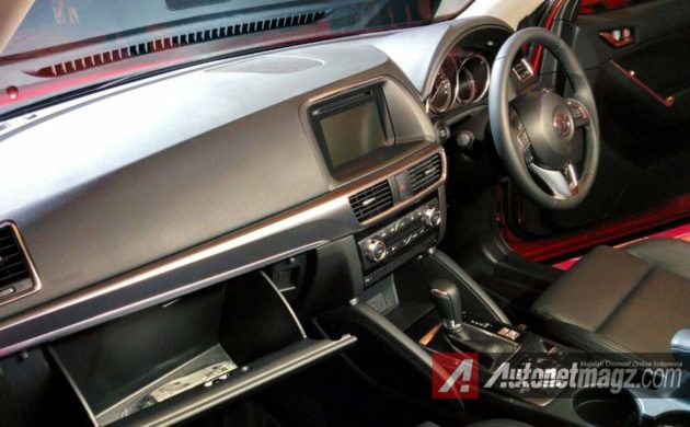 dashboard-mazda-cx-5-facelift