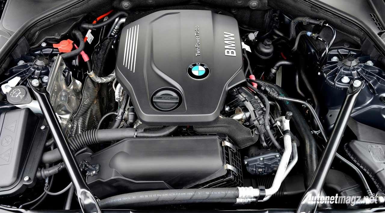Berita, mesin-BMW-520d: BMW 520d Kini Makin Powerful dan Irit Hingga 24 Kilometer Per Liter!