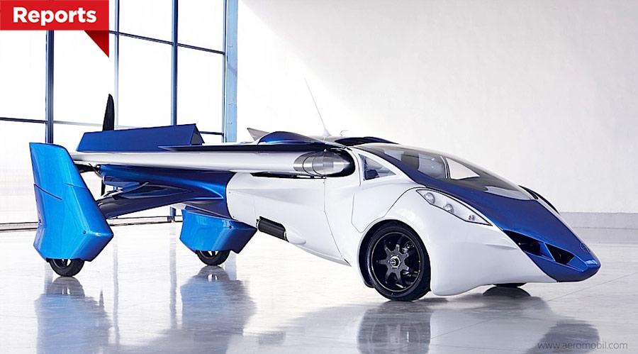 Aeromobil-3.0