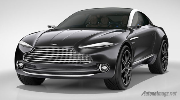 Aston Martin DBX wallpaper official image photo