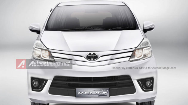 Avanza 2015 facelift new render AutonetMagz