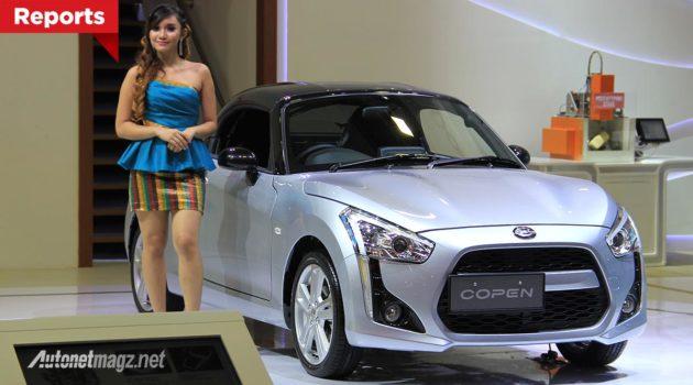 Harga Daihatsu Copen Indonesia