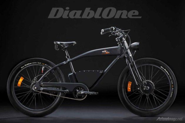 ITALJET e-bike Electric Bicycle