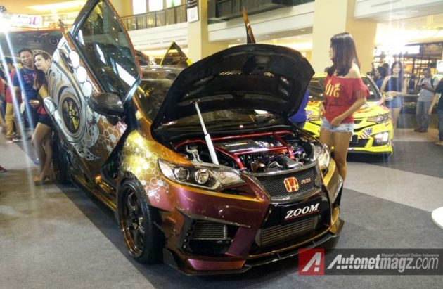 Modifikasi-Honda-Jazz-Ekstrim-GK5