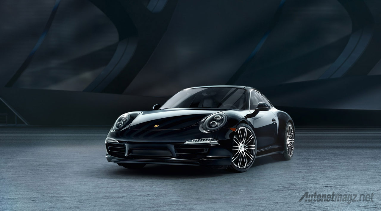 Porsche-911-Black-Edition