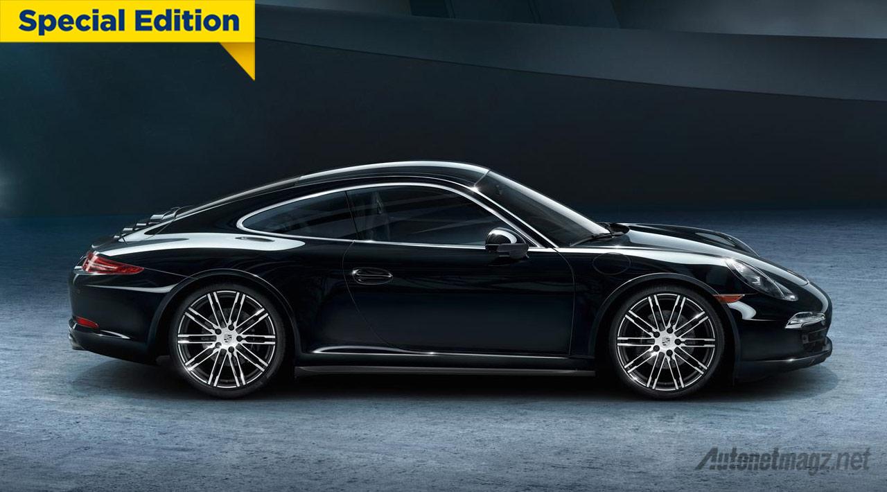Porsche-911-Black