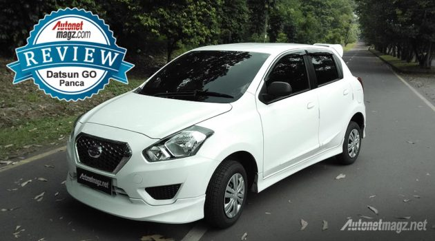 Review Datsun GO Panca Hatchback Indonesia with Video