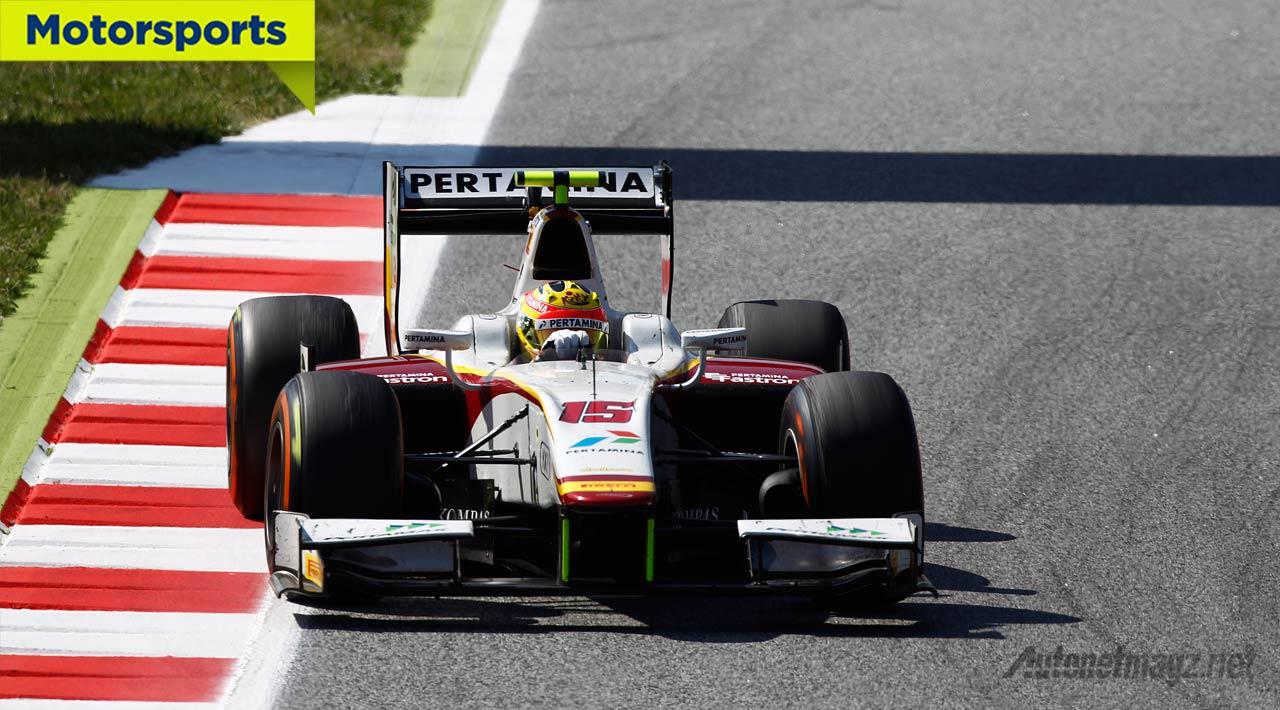 Rio-Haryanto-GP2-Spanyol
