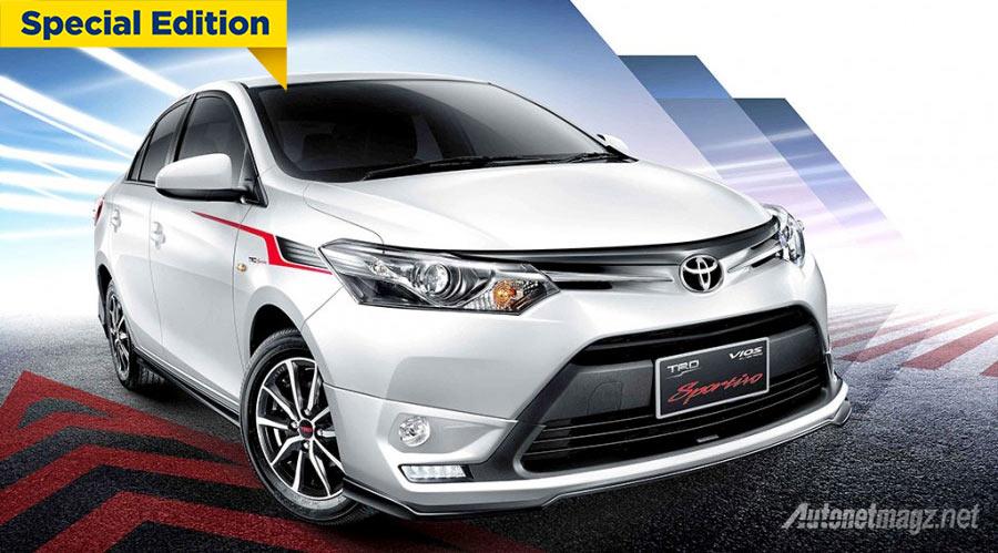 Setelah Malaysia dan Indonesia, Toyota Vios TRD Sportivo Kini Dijual ...