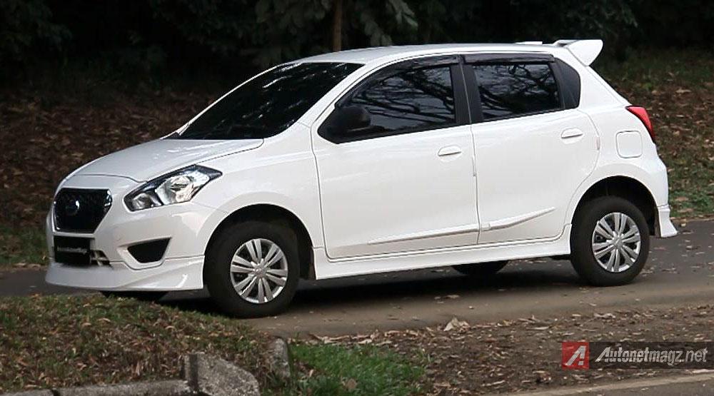 Ulasan mobil LCGC Datsun GO Panca