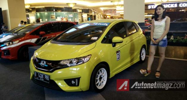 Yellow-Honda-Jazz-Modification-2015