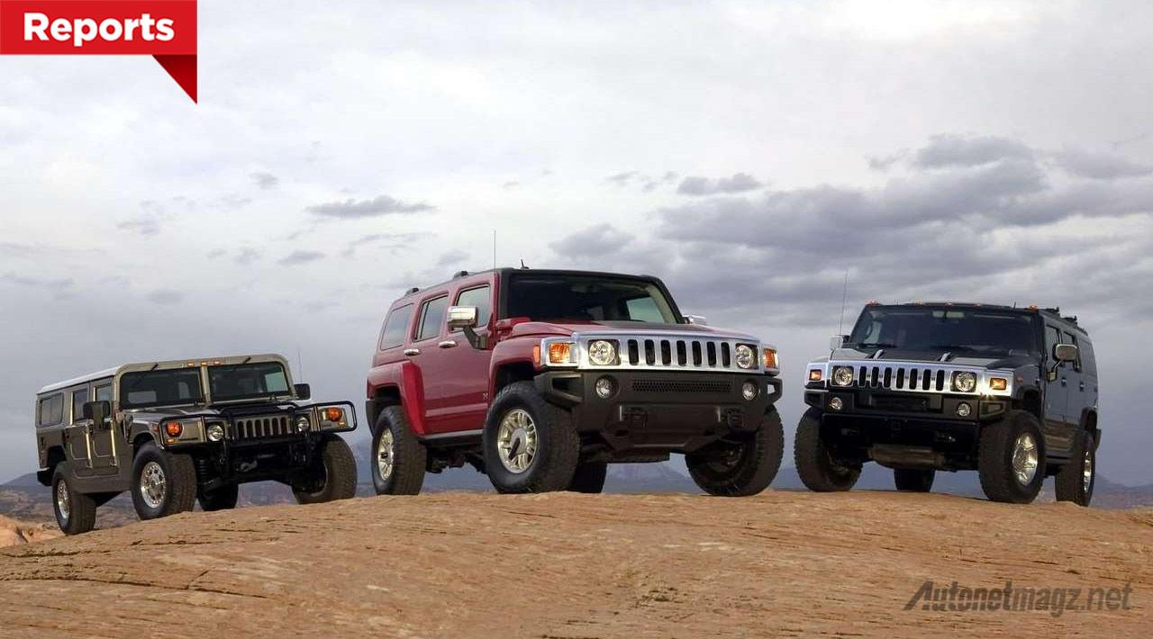 mobil-SUV-Hummer