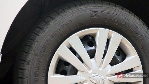 Ban Datsun GO Panca merek Strada