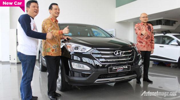 Hyundai Santa Fe Sport harga 2015
