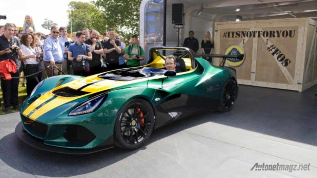 Lotus-3Eleven-launching