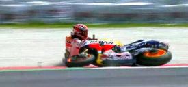 Marc Marquez MotoGP Mugello 2015