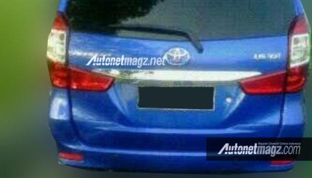 Penampilan-belakang-Toyota-Avanza-Facelift-2015