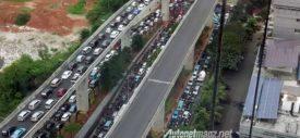 Macet Jakarta kian hari makin parah