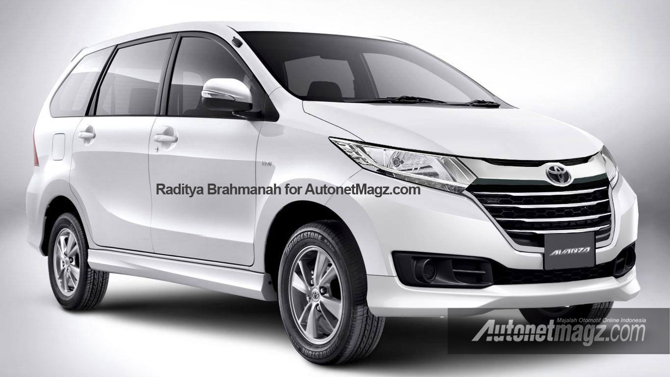 Gambar Avanza 2015 2017 2018 Best Cars Reviews