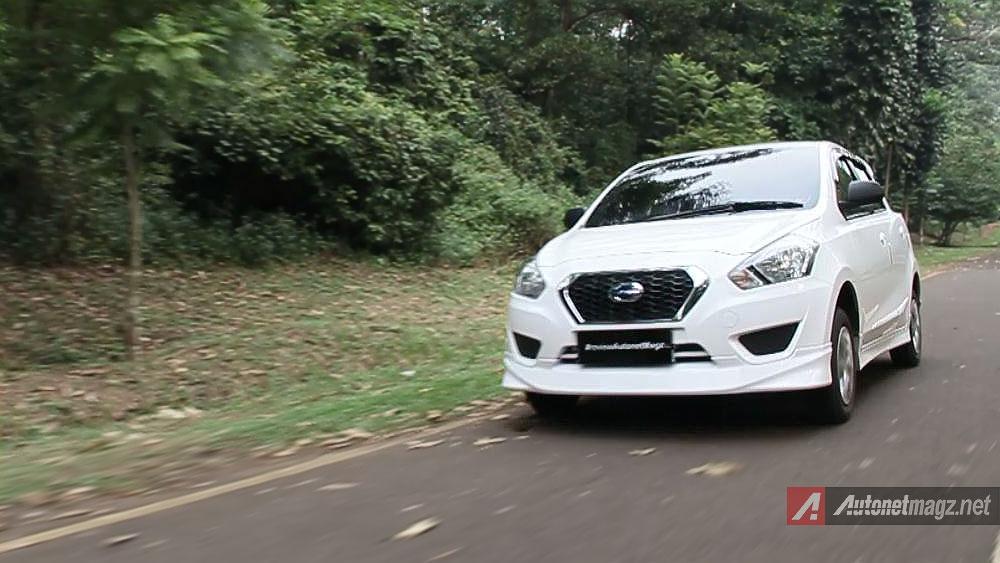 Ulasan Datsun GO Panca test drive LCGC