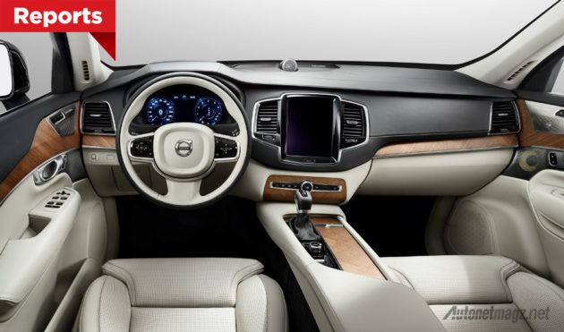 Volvo-XC90-interior-fascia