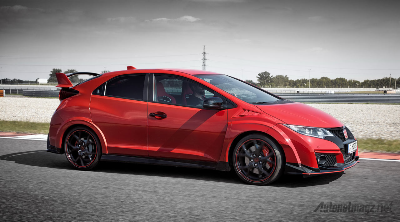 Honda civic type r turbo umbau