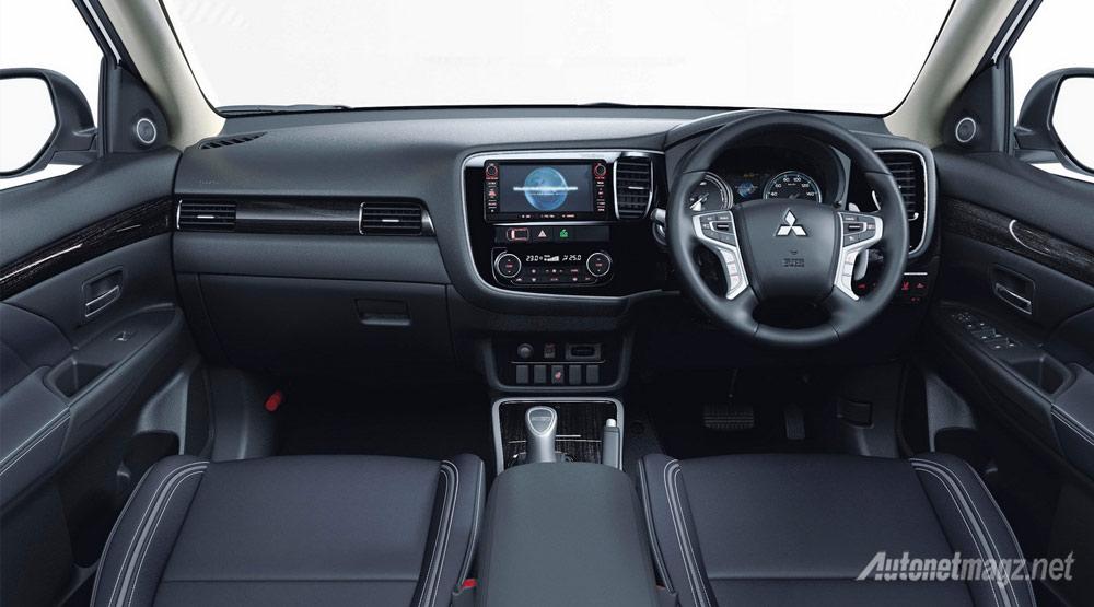 mitsubishi-outlander-facelift-PHEV-interior