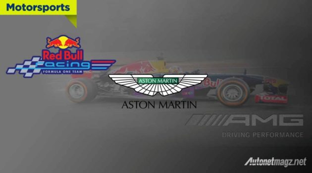 aston martin masuk f1 with Red Bull F1 Team on 1418 likewise Red Bull F1 Team moreover Kereta Pemain together with Kereta Pemain besides Uber Supercar Is Available In Jakarta.