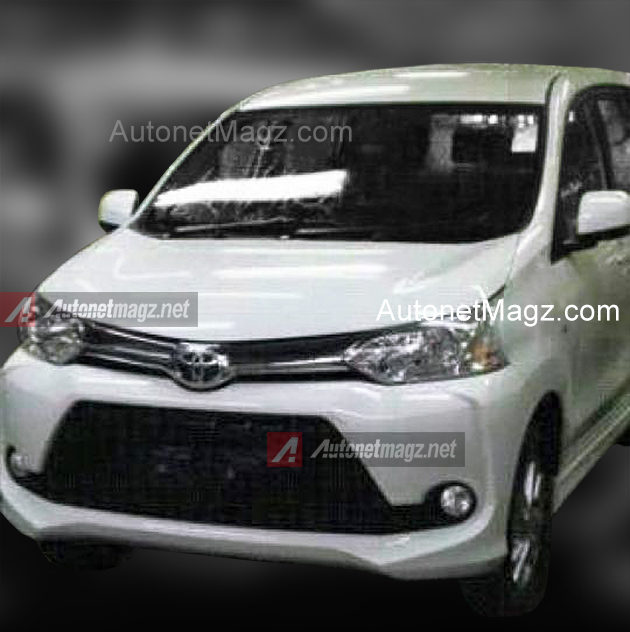 Avanza Veloz baru new facelift 2015