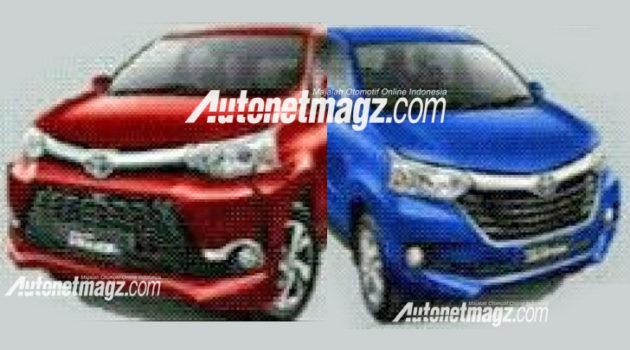 Toyota Avanza dan Avanza Veloz baru new 2015
