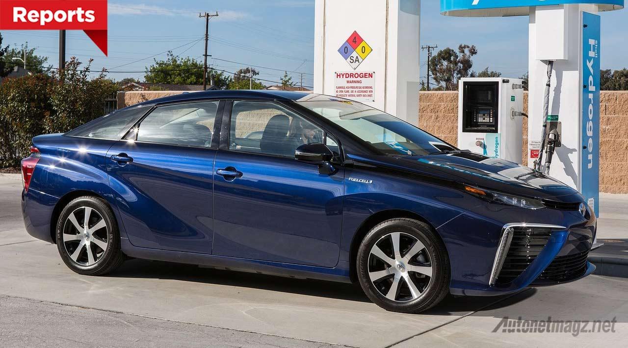 Toyota-Mirai-hydrogen