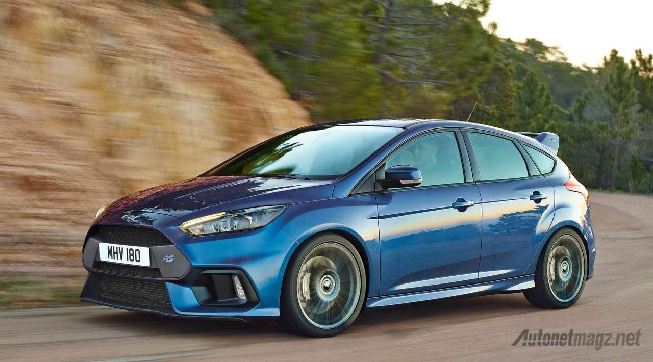 Berita, ford-focus-rs-baru: Ford Focus RS 2016 Memiliki 345 HP, Penggerak AWD dan Mode Drift, Ken Block Wannabe!