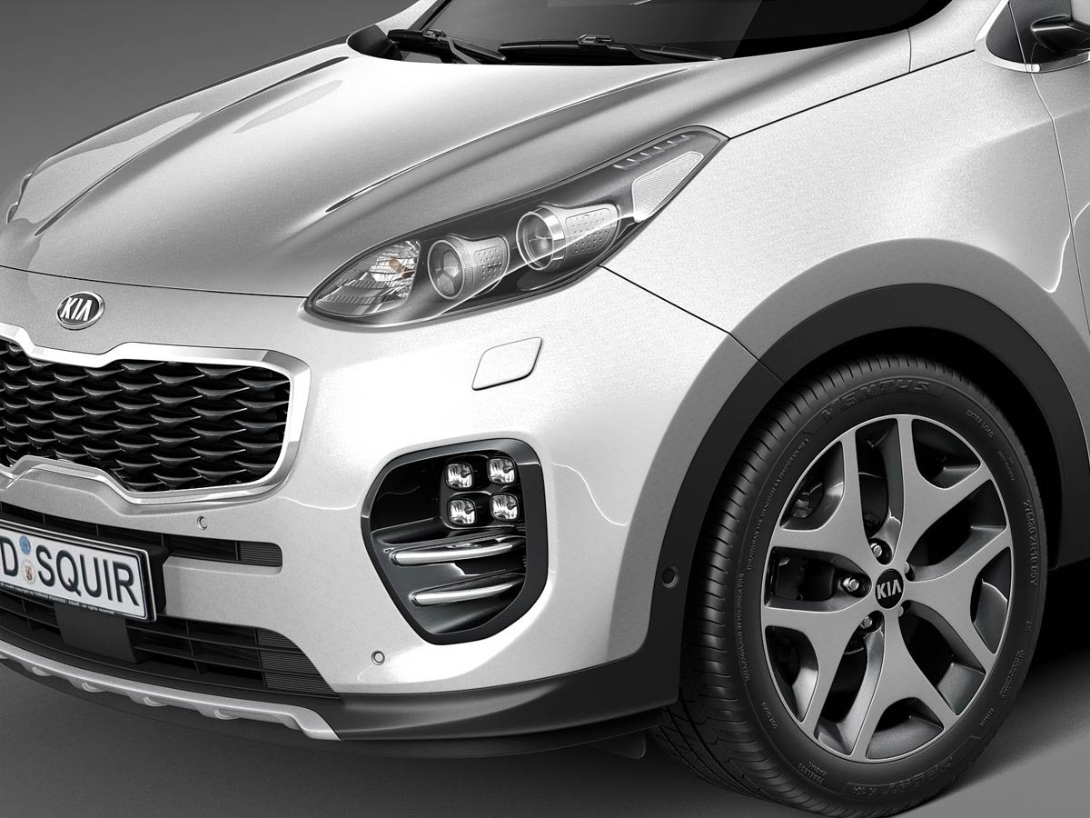 , kia-sportage-2016-headlamp: kia-sportage-2016-headlamp