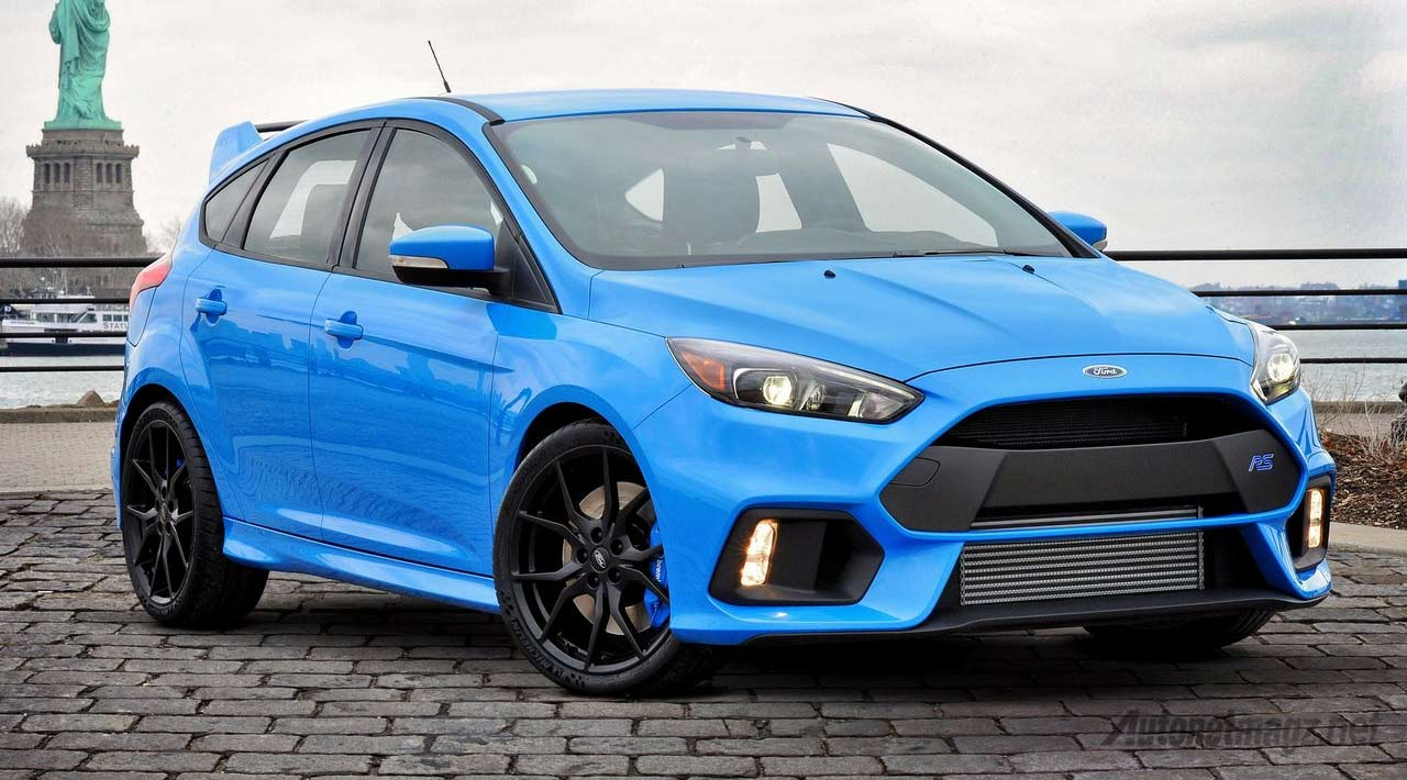 Wallpaper ford focus rs