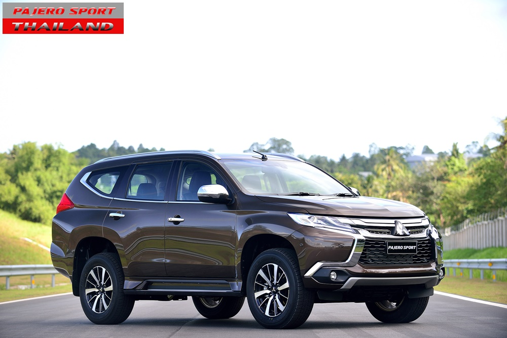 All New Pajero Sport 2015 Model4