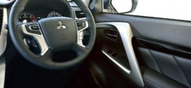 All New Pajero Sport 2015 Dashboard