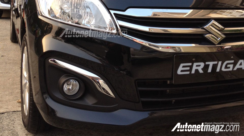 Berita, Bumper-New-Suzuki-Ertiga-Facelift-2015: First Impression Review Suzuki Ertiga Facelift 2015
