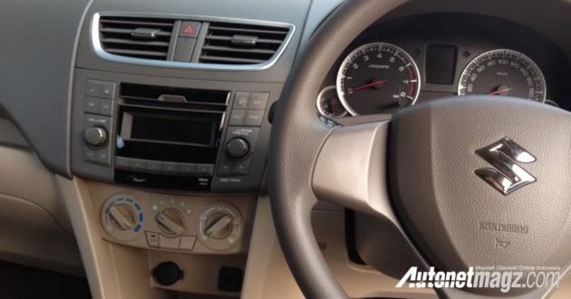 Dashboard-New-Suzuki-Ertiga-Facelift-2015