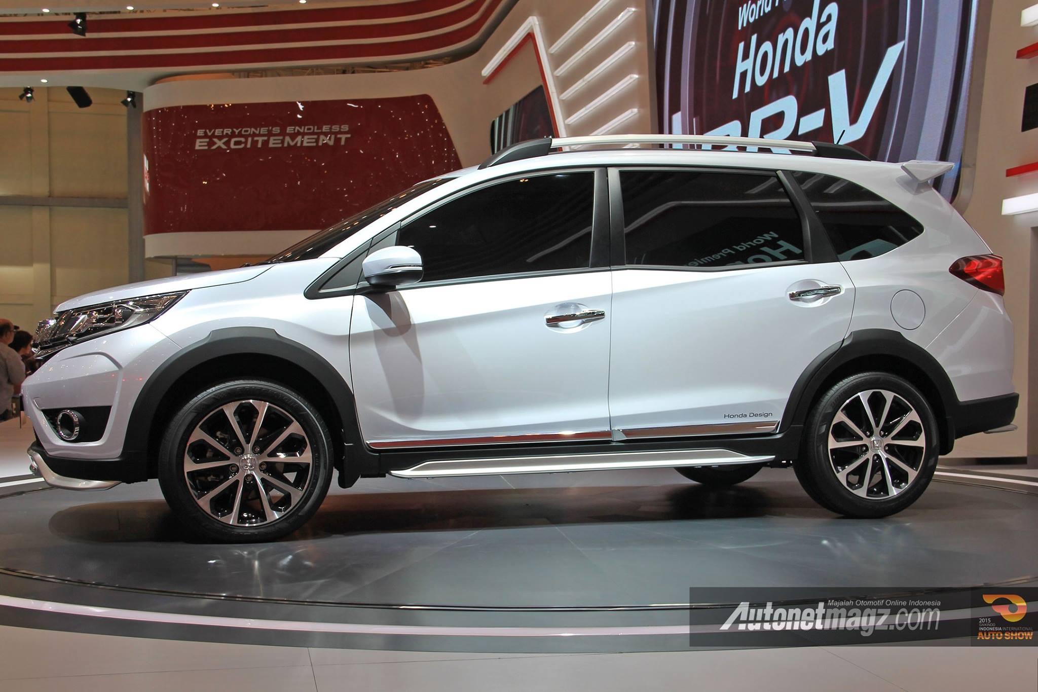 Foto Honda BRV AutonetMagz Review Mobil Dan Motor