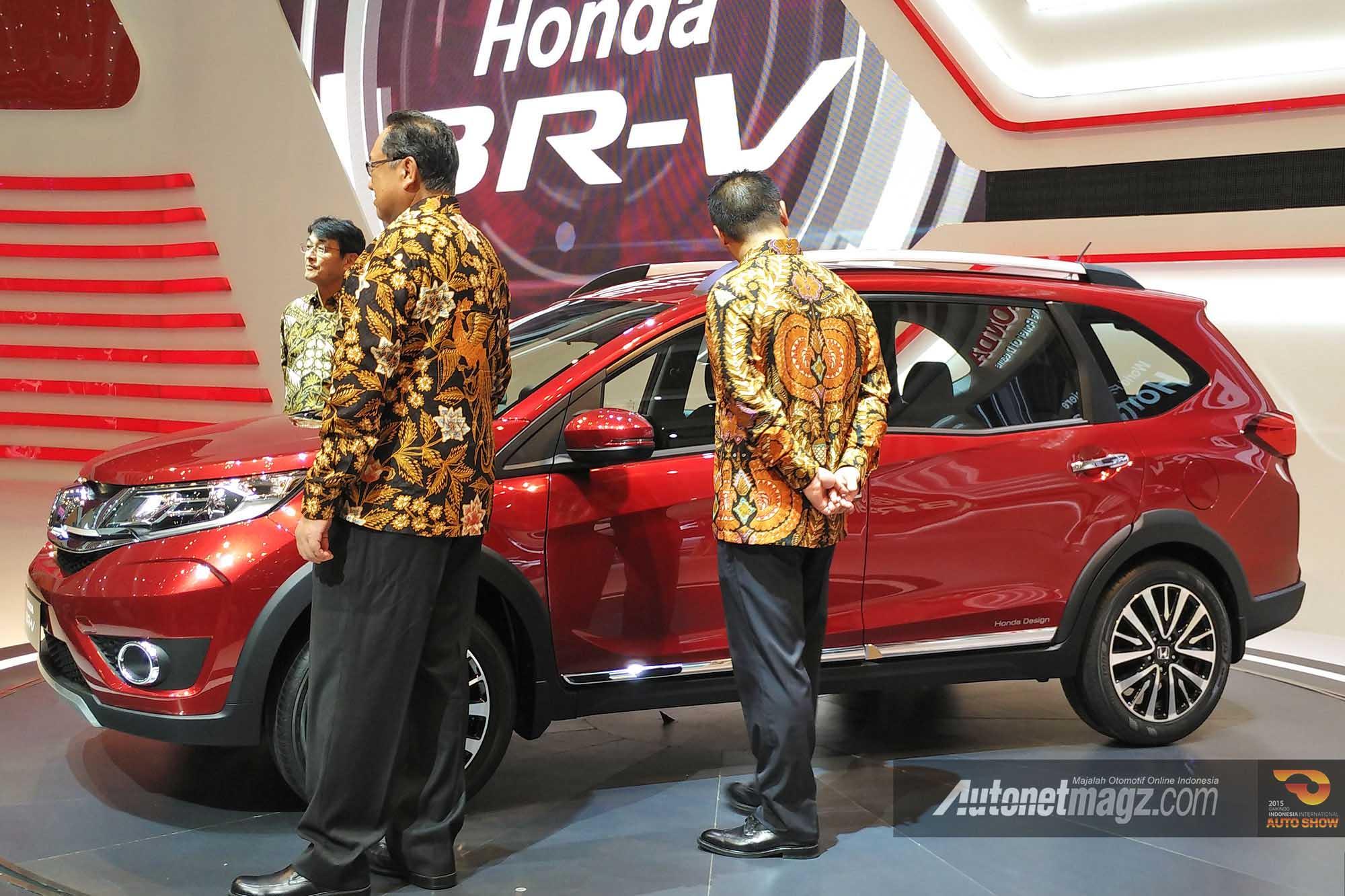 Honda BRV Indonesia