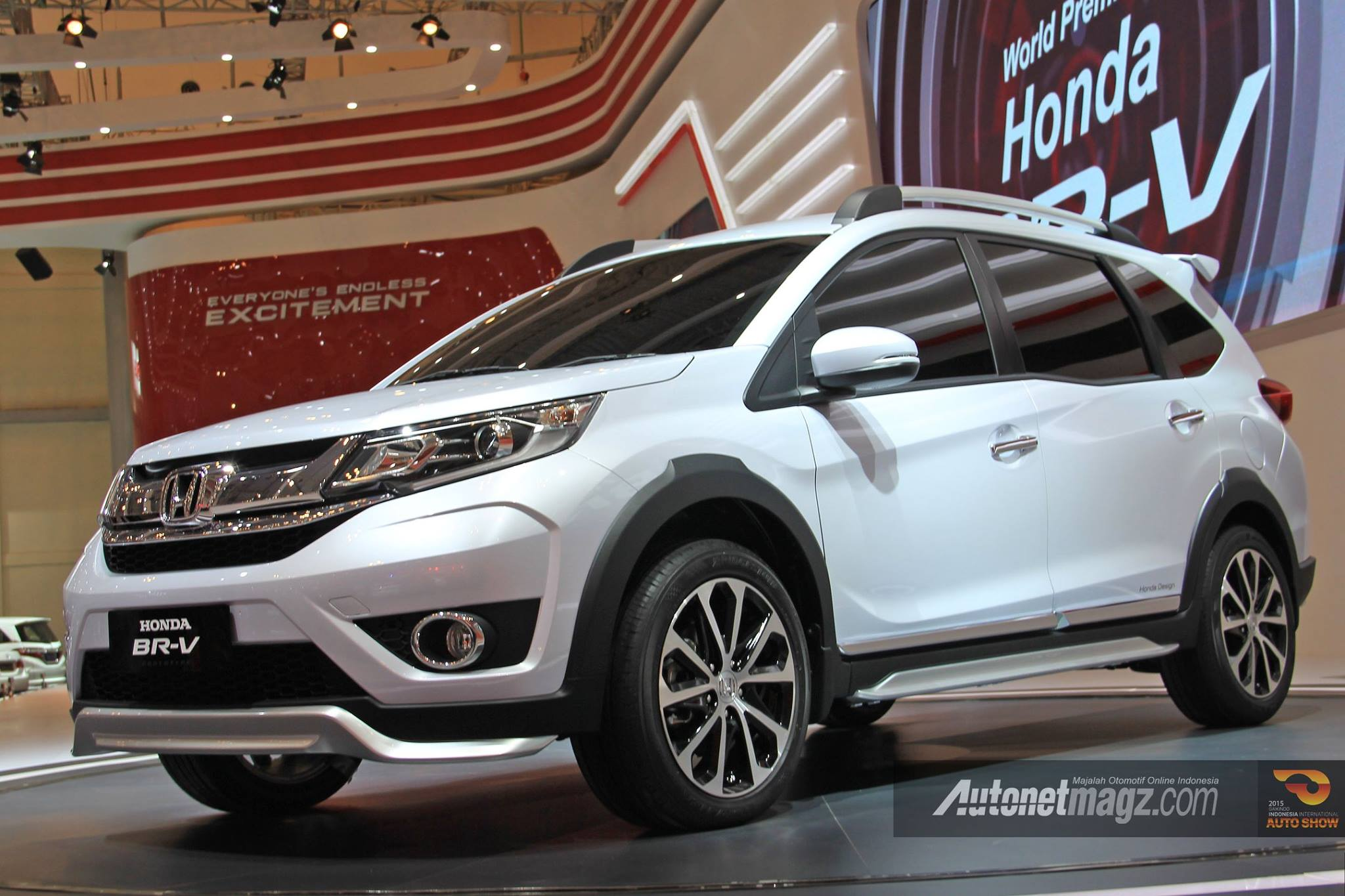 Roadshow honda br v dilanjutkan sekarang giliran bandung for Honda brv philippines