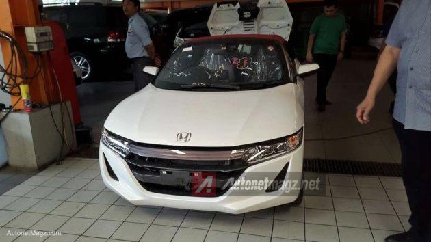 Honda S660 Indonesia