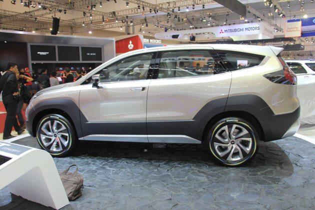 Mobil konsep Daihatsu di GIIAS 2015 FT Concept